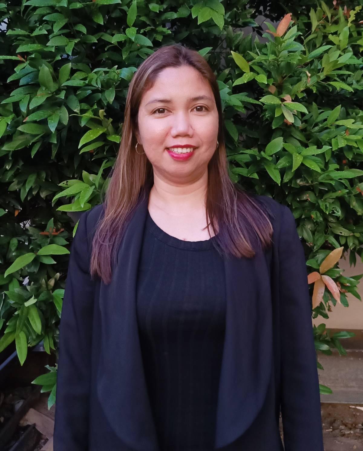Rosemarie Binas